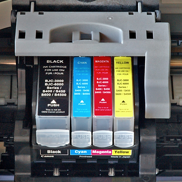 Inkt Cartridges
